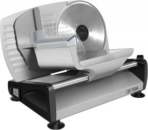 OSTBA Electric Deli Meat Slicer - Best Overall Quality